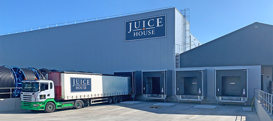 Juice House Warehouse